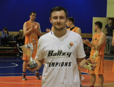 Ballzy Elites play-off MVP: Aivars Svirido