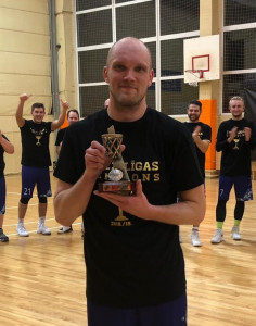 2.līgas play-off MVP